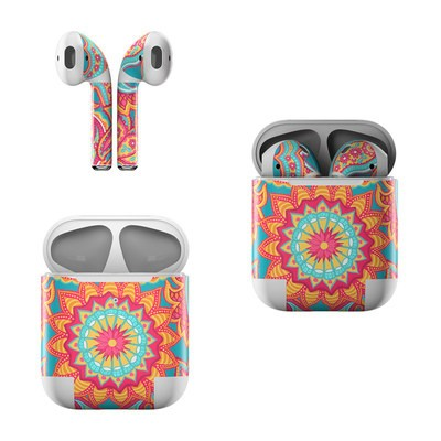 Apple AirPods Skin - Carnival Paisley