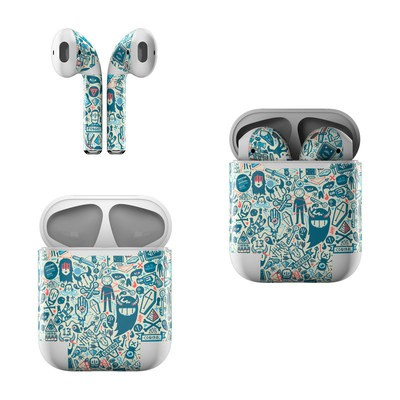 Apple AirPods Skin - Committee