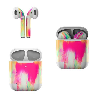 Apple AirPods Skin - Electric Haze