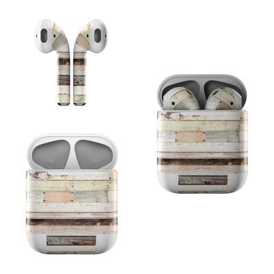 Apple AirPods Skin - Eclectic Wood
