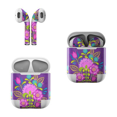 Apple AirPods Skin - Floral Bouquet