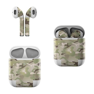 Apple AirPods Skin - FC Camo