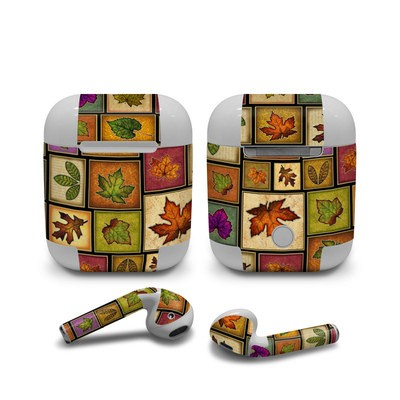 Apple AirPods Skin - Fall Leaves
