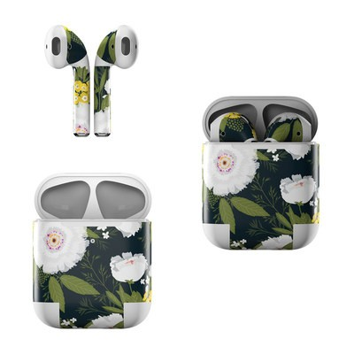 Apple AirPods Skin - Fleurette Night