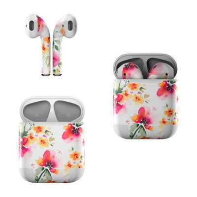 Apple AirPods Skin - Fresh Flowers