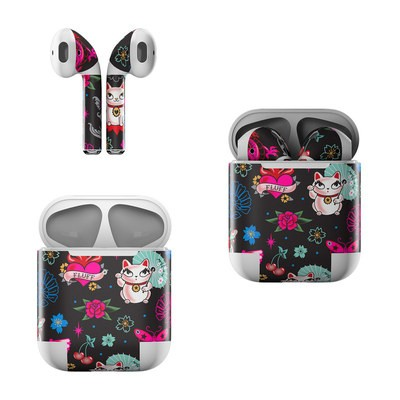 Apple AirPods Skin - Geisha Kitty