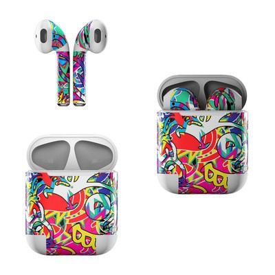 Apple Air Pods Skin - Graf