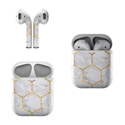 Apple AirPods Skin - Honey Marble
