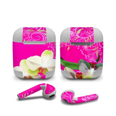 Apple AirPods Skin - Hot Pink Pop