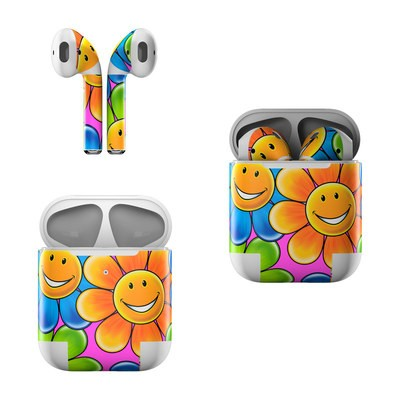 Apple AirPods Skin - Happy Daisies