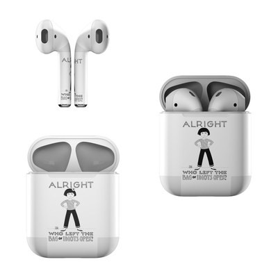 Apple AirPods Skin - Bag of Idiots