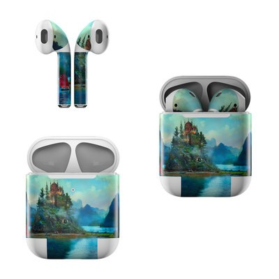 Apple Air Pods Skin - Journey's End