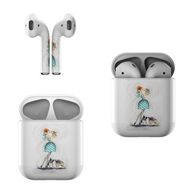 Apple AirPods Skin - A Kiss for Dot