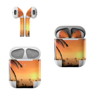 Apple AirPods Skin - Last Light Of The Sun