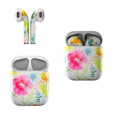 Apple Air Pods Skin - Loose Flowers