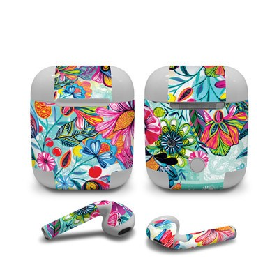 Apple AirPods Skin - Lovely Garden