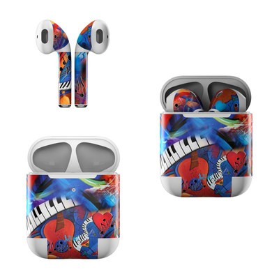 Apple AirPods Skin - Music Madness