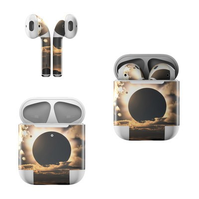 Apple AirPods Skin - Moon Shadow
