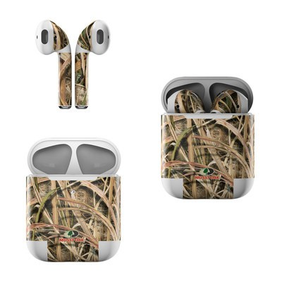 Apple AirPods Skin - Shadow Grass Blades