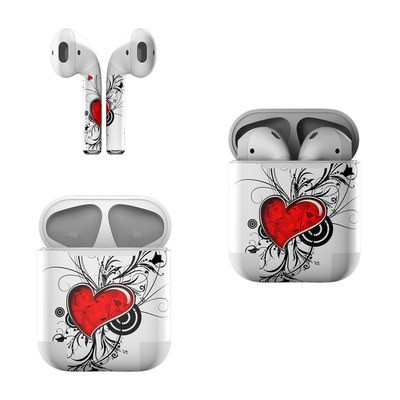 Apple AirPods Skin - My Heart