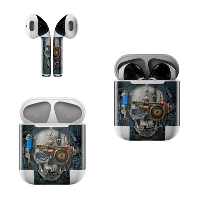 Apple AirPods Skin - Necronaut