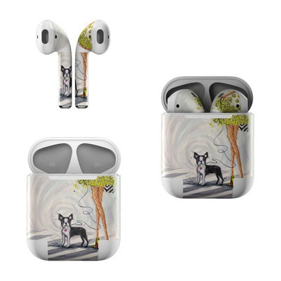 Apple AirPods Skin - Hello New York