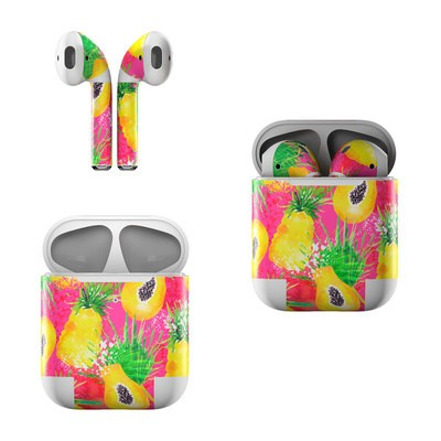 Apple AirPods Skin - Passion Fruit