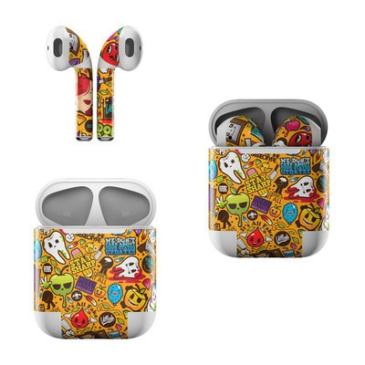 Apple Air Pods Skin - Psychedelic