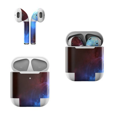 Apple Air Pods Skin - Pulsar