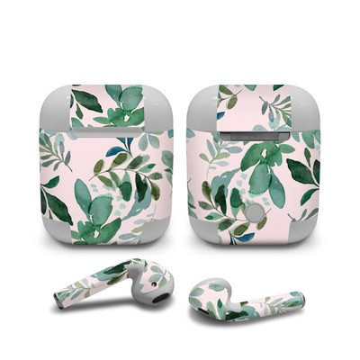 Apple AirPods Skin - Sage Greenery