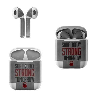Apple AirPods Skin - Strong Tomorrow