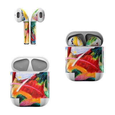 Apple Air Pods Skin - Tahiti