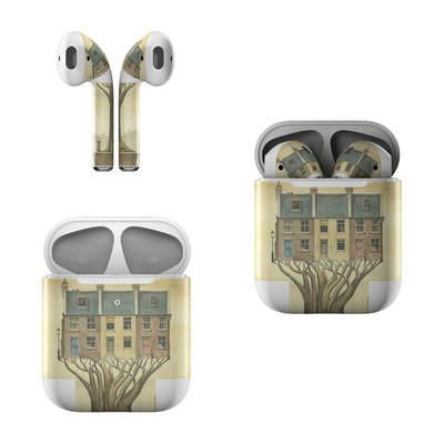 Apple AirPods Skin - Terraced Houses
