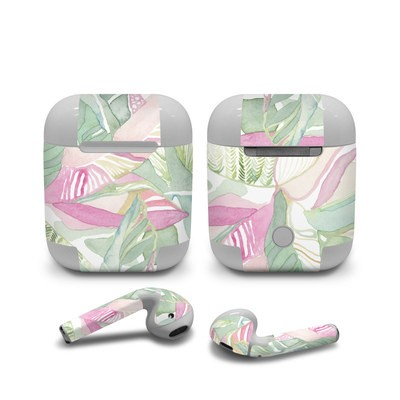 Apple AirPods Skin - Tropical Leaves