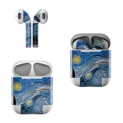 Apple AirPods Skin - Starry Night