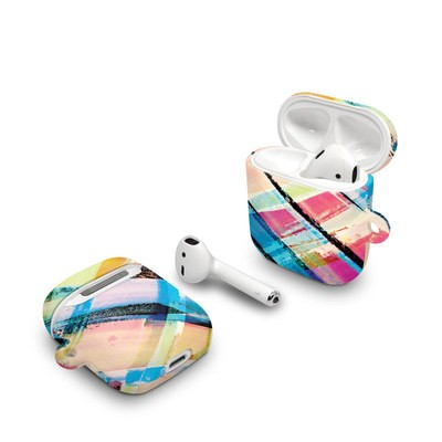 Apple AirPods Case - Check Stripe