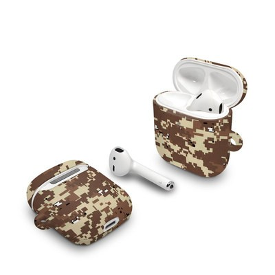 Apple AirPods Case - Digital Desert Camo