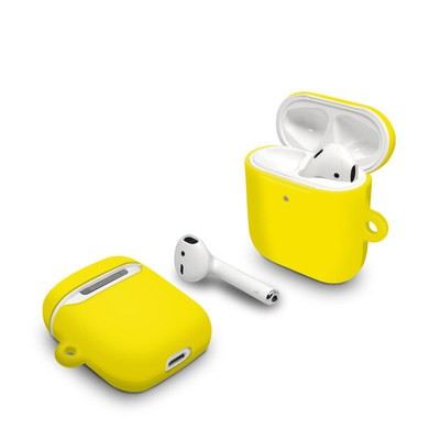 Apple AirPods Case - Solid State Yellow