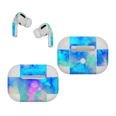Apple AirPods Pro Skin - Electrify Ice Blue
