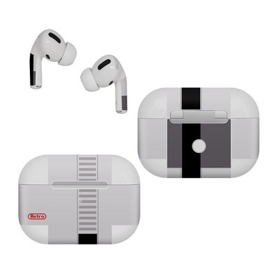 Apple AirPods Pro Skin - Retro Horizontal