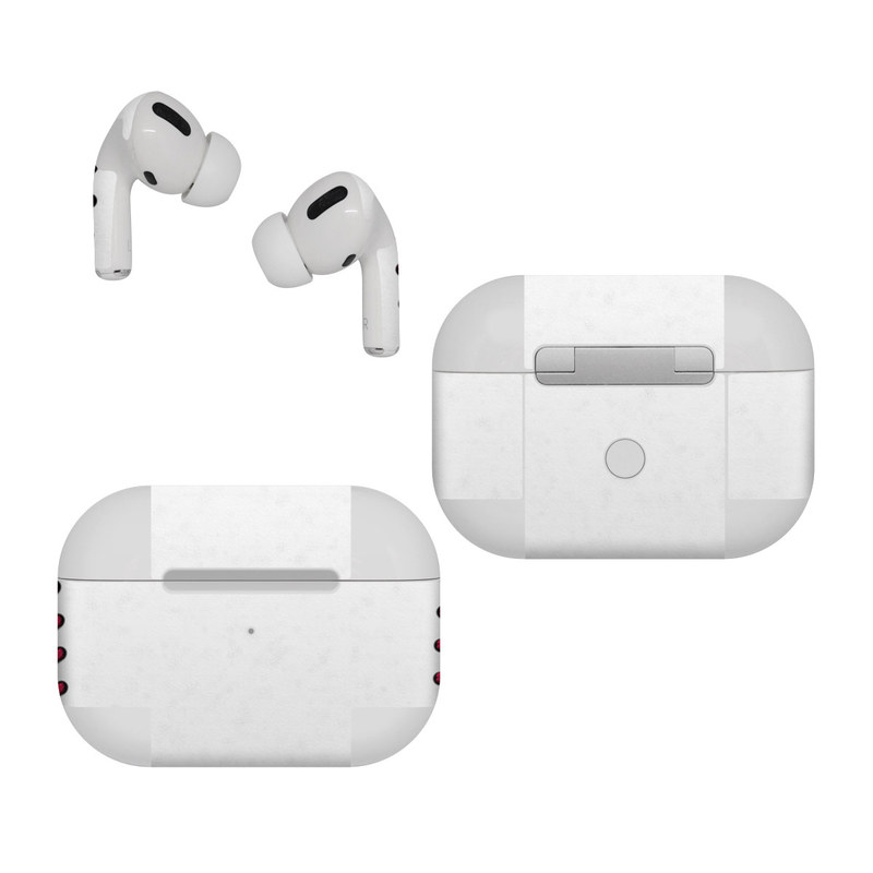 Apple Airpods Pro Skin Baseball By Sports Decalgirl