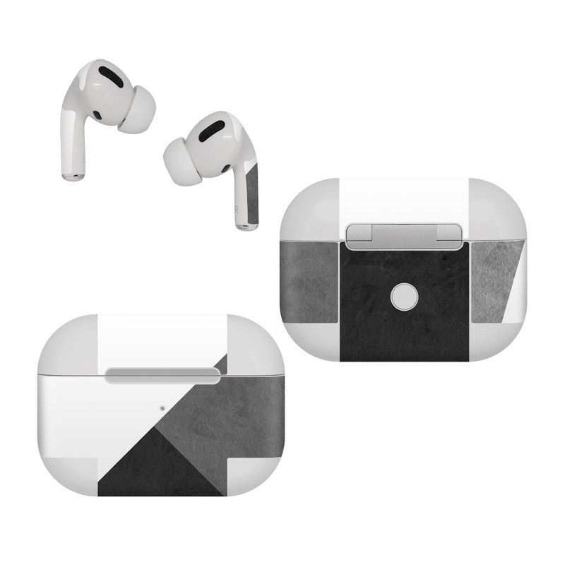 Apple Airpods Pro Skin Slate By Color Block Decalgirl