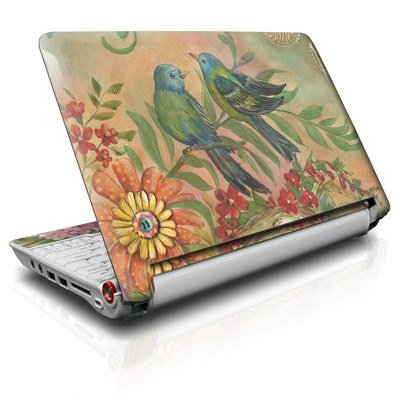 Aspire ONE Skin - Splendid Botanical