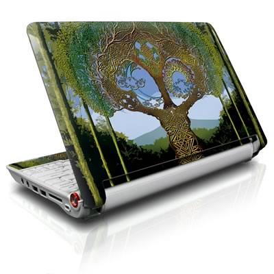 Aspire ONE Skin - Celtic Tree
