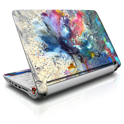 Aspire ONE Skin - Cosmic Flower