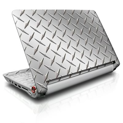 Aspire ONE Skin - Diamond Plate