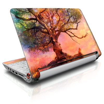 Aspire ONE Skin - Fox Sunset