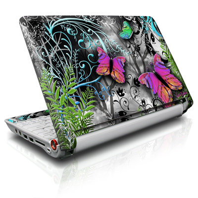Aspire ONE Skin - Goth Forest