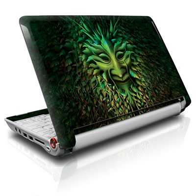 Aspire ONE Skin - Greenman