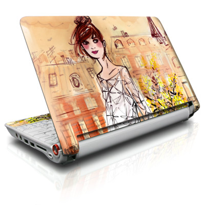 Aspire ONE Skin - Mimosa Girl